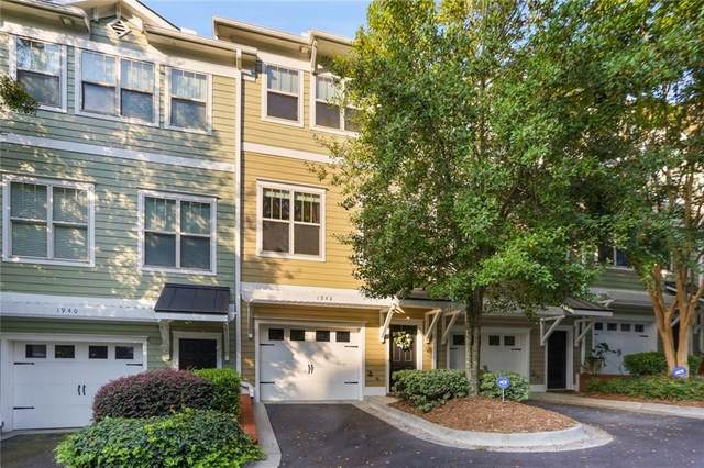 1942 Sterling Oaks Circle NE #53, Brookhaven, GA 30319 (MLS #6944729) :: Atlanta Communities Real Estate Brokerage