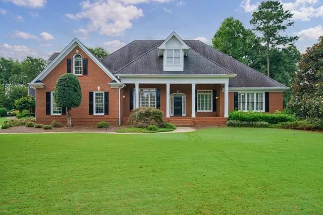 4124 Ancient Amber Way, Peachtree Corners, GA 30092 (MLS #6944739) :: North Atlanta Home Team
