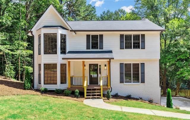 615 Trailmore Place, Roswell, GA 30076 (MLS #6944753) :: North Atlanta Home Team