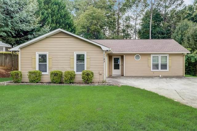1183 Salisbury Trail, Riverdale, GA 30296 (MLS #6944767) :: AlpharettaZen Expert Home Advisors