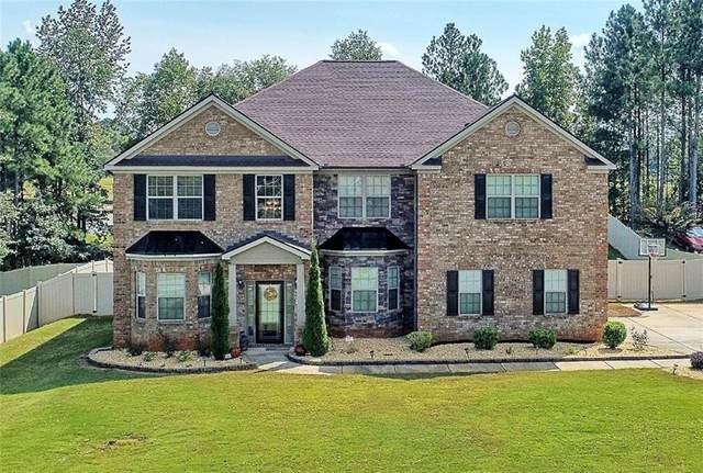 140 Telfair Lane, Mcdonough, GA 30253 (MLS #6944770) :: North Atlanta Home Team