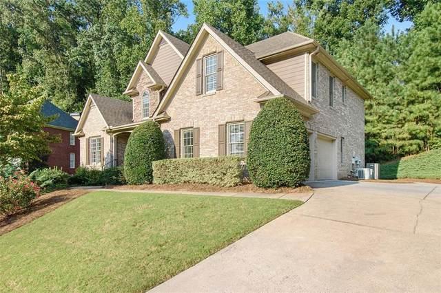1462 Hickory Branch Trail NW, Kennesaw, GA 30152 (MLS #6944771) :: North Atlanta Home Team