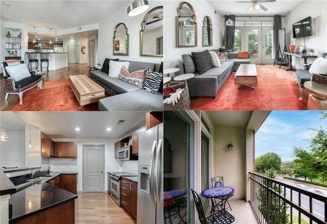 390 17TH Street NW #3035, Atlanta, GA 30363 (MLS #6944805) :: Dawn & Amy Real Estate Team