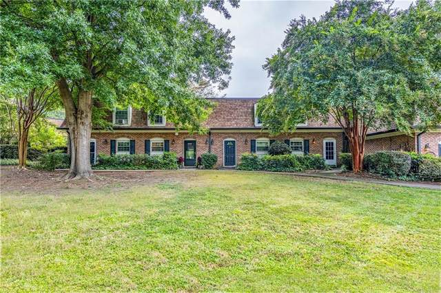 1261 Lavista Road NE N4, Atlanta, GA 30324 (MLS #6944807) :: Kennesaw Life Real Estate