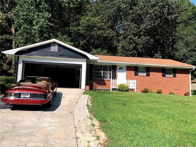 482 Stonewood Drive, Stone Mountain, GA 30087 (MLS #6944833) :: North Atlanta Home Team