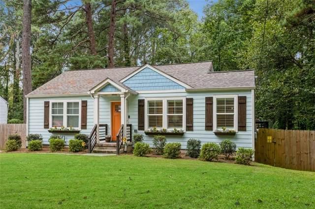 2080 North Avenue NW, Atlanta, GA 30318 (MLS #6944838) :: Good Living Real Estate