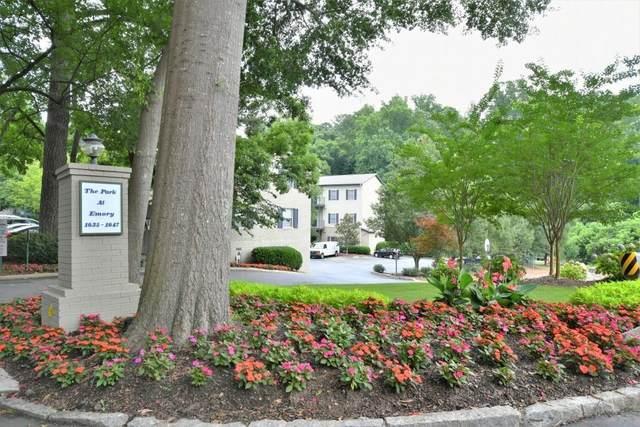 1643 Briarcliff Road NE #1, Atlanta, GA 30306 (MLS #6944850) :: Dawn & Amy Real Estate Team