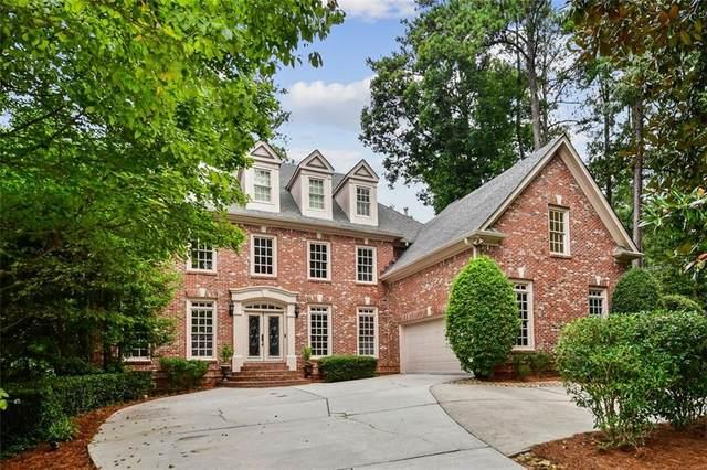 1540 Brookhaven Trace NE, Brookhaven, GA 30319 (MLS #6944852) :: Path & Post Real Estate
