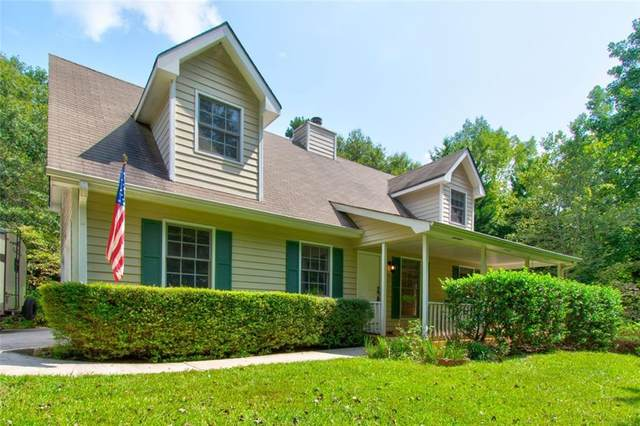 50 Buttercup Trail, Dawsonville, GA 30534 (MLS #6944880) :: Kennesaw Life Real Estate