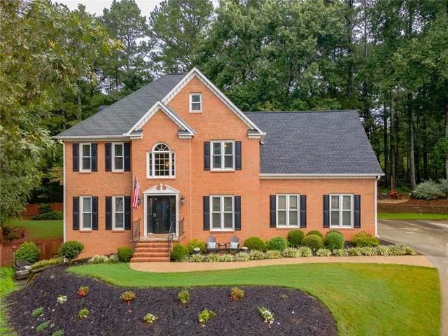 1016 Fairwood Lane NW, Acworth, GA 30101 (MLS #6944881) :: North Atlanta Home Team