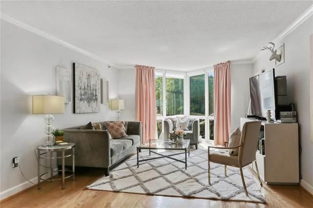 2870 Pharr Court #405, Atlanta, GA 30305 (MLS #6944887) :: Atlanta Communities Real Estate Brokerage