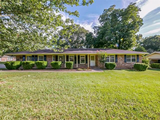120 Medford Drive, Fayetteville, GA 30215 (MLS #6944893) :: North Atlanta Home Team