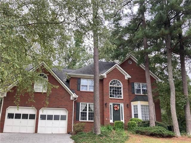 6093 Fairlong Bluff NW, Acworth, GA 30101 (MLS #6944894) :: The Kroupa Team | Berkshire Hathaway HomeServices Georgia Properties