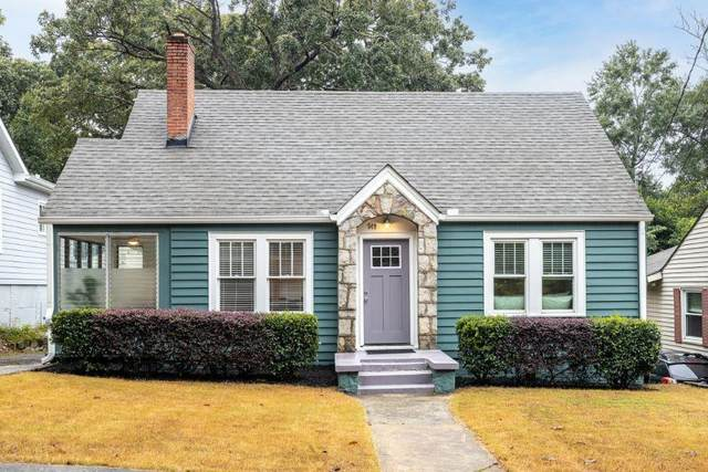 549 Robinson Avenue SE, Atlanta, GA 30315 (MLS #6944895) :: Atlanta Communities Real Estate Brokerage
