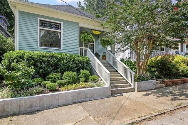 735 Oakland Avenue SE, Atlanta, GA 30315 (MLS #6944900) :: Atlanta Communities Real Estate Brokerage