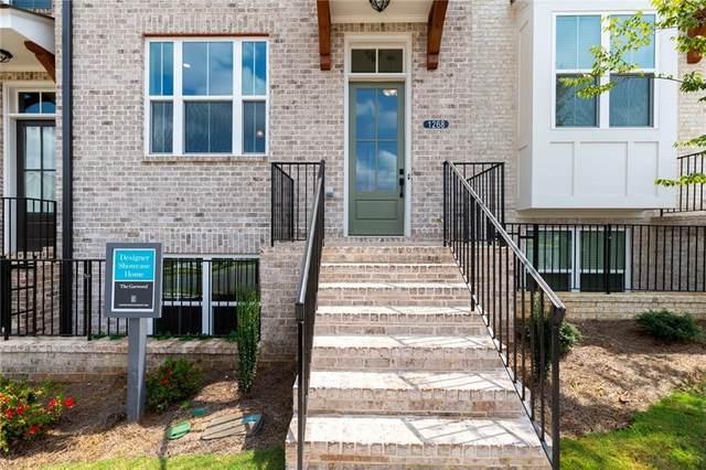 3221 Bartee Walk #196, Suwanee, GA 30024 (MLS #6944942) :: North Atlanta Home Team