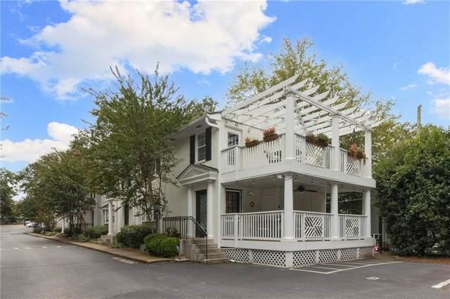 841 Frederica Street NE #3, Atlanta, GA 30306 (MLS #6944971) :: Evolve Property Group