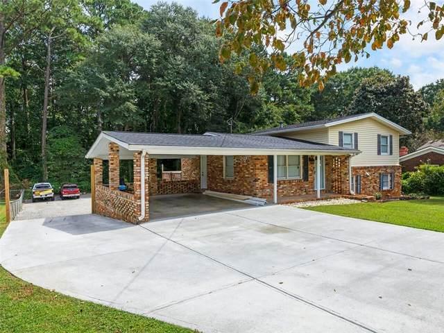 2237 Powers Ferry Drive SE, Marietta, GA 30067 (MLS #6944980) :: North Atlanta Home Team