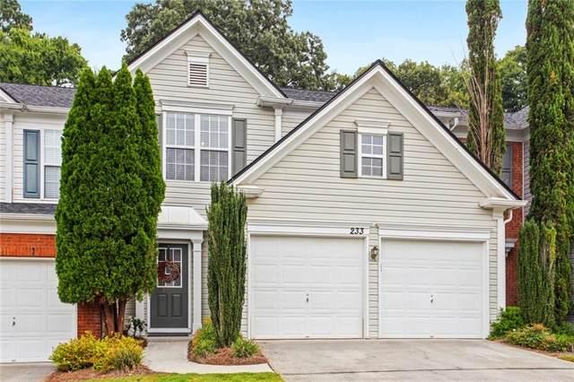 233 Regent Square, Woodstock, GA 30188 (MLS #6944981) :: Path & Post Real Estate
