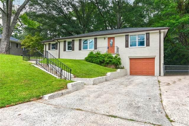 2517 Cherrywood Lane SW, Marietta, GA 30060 (MLS #6944982) :: North Atlanta Home Team