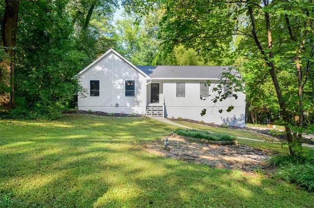 3187 Hickory Bluff Drive, Marietta, GA 30062 (MLS #6944994) :: North Atlanta Home Team