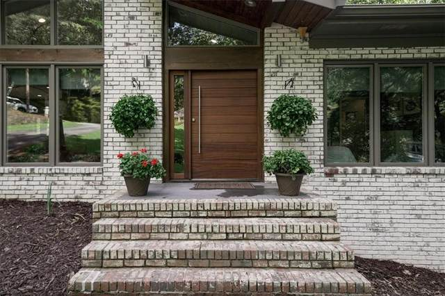 320 Knoll Woods Drive, Roswell, GA 30075 (MLS #6945010) :: North Atlanta Home Team