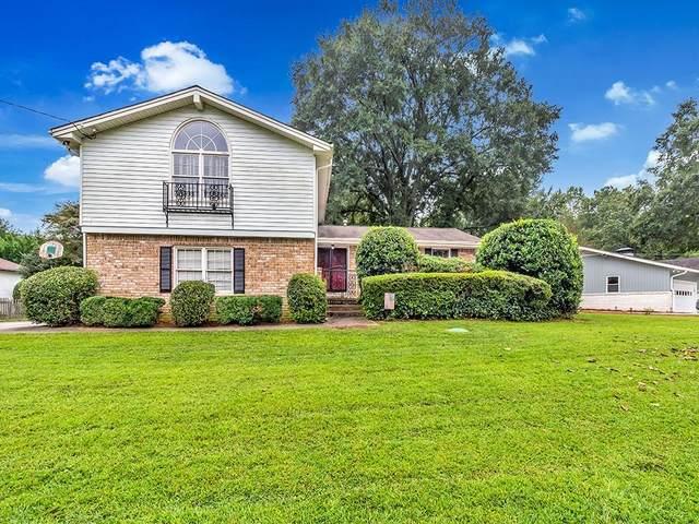2719 West Fontainebleau Drive, Dunwoody, GA 30360 (MLS #6945014) :: North Atlanta Home Team