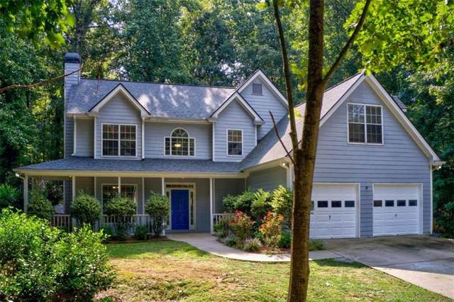 119 E Valley Brook Circle E, Dawsonville, GA 30534 (MLS #6945022) :: North Atlanta Home Team
