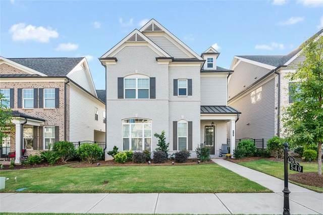 540 Turlington Place, Alpharetta, GA 30004 (MLS #6945025) :: North Atlanta Home Team
