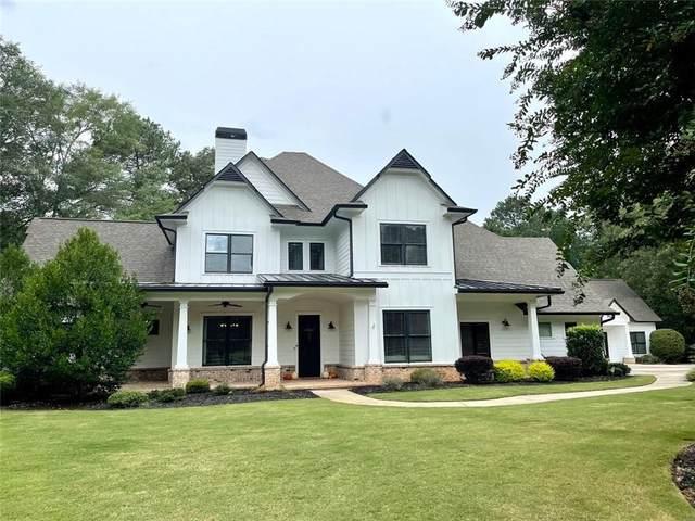 15290 Freemanville Road, Alpharetta, GA 30004 (MLS #6945027) :: North Atlanta Home Team