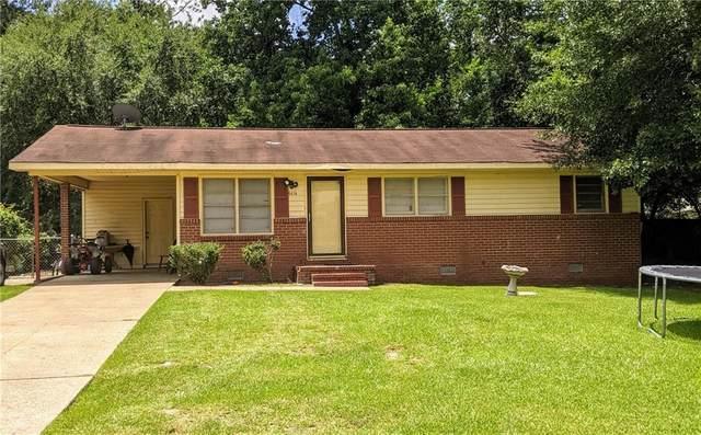 4414 Sentry Street, Columbus, GA 31907 (MLS #6945042) :: North Atlanta Home Team