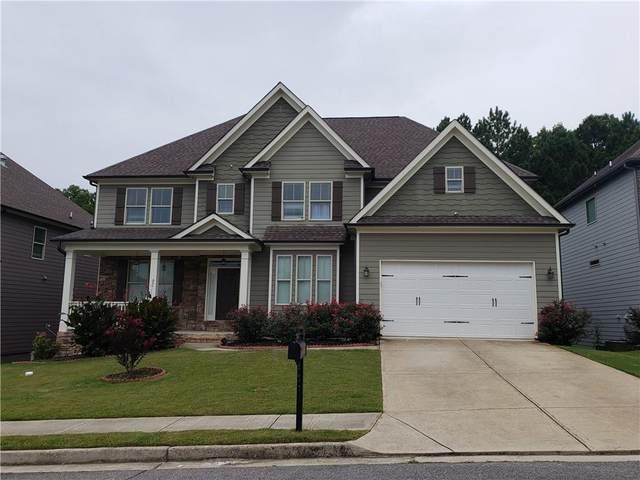 468 Crimson Drive, Dallas, GA 30132 (MLS #6945047) :: Dawn & Amy Real Estate Team