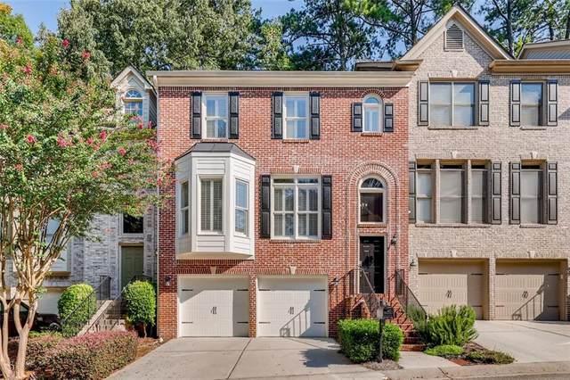 7258 Village Creek Trace, Atlanta, GA 30328 (MLS #6945060) :: Evolve Property Group