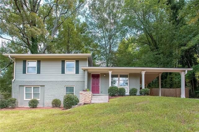1674 Bouldercliff Court SE, Atlanta, GA 30316 (MLS #6945061) :: North Atlanta Home Team