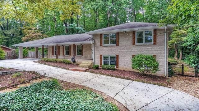 2481 Brookdale Drive NE, Atlanta, GA 30345 (MLS #6945063) :: North Atlanta Home Team