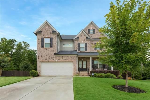 3792 Lake Haven Way, Atlanta, GA 30349 (MLS #6945064) :: RE/MAX Paramount Properties