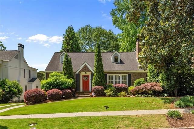 211 Rumson Road NE, Atlanta, GA 30305 (MLS #6945077) :: Virtual Properties Realty