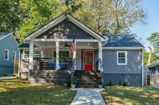 843 Clifton Road SE, Atlanta, GA 30316 (MLS #6945080) :: Atlanta Communities Real Estate Brokerage