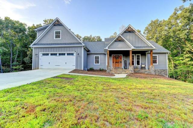 57 Brooksher Circle, Dawsonville, GA 30534 (MLS #6945081) :: Dawn & Amy Real Estate Team