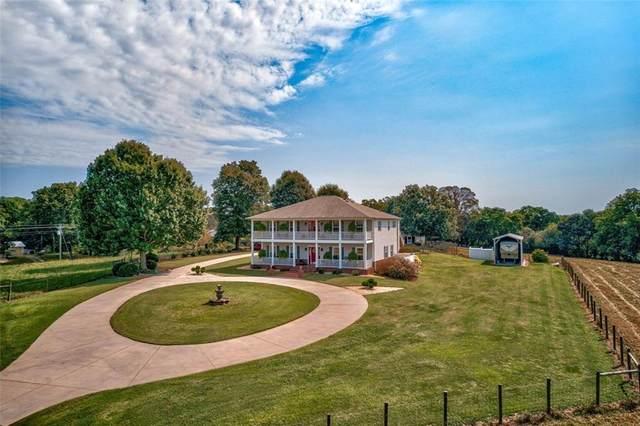 1040 Crenshaw Road, Martin, GA 30557 (MLS #6945086) :: Lantern Real Estate Group