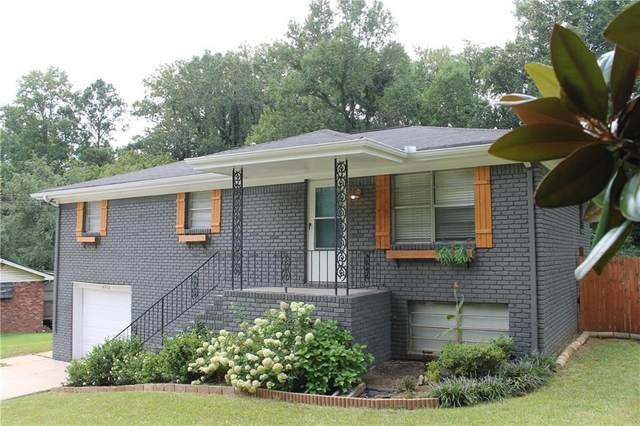 6310 Short Street, Austell, GA 30168 (MLS #6945099) :: North Atlanta Home Team