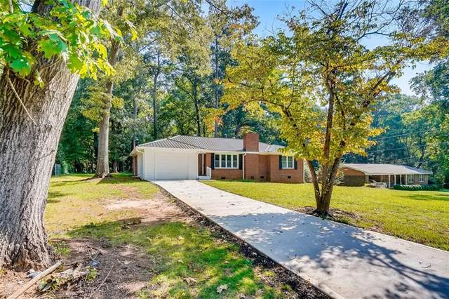 568 Creek View Drive, Lawrenceville, GA 30044 (MLS #6945107) :: North Atlanta Home Team