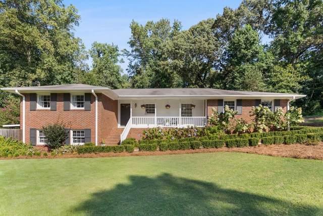 4170 Brookview Drive, Atlanta, GA 30339 (MLS #6945123) :: Path & Post Real Estate