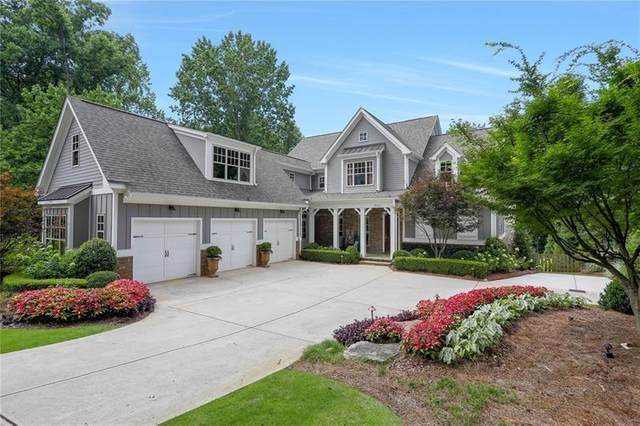 840 Polk Street NW, Marietta, GA 30064 (MLS #6945129) :: North Atlanta Home Team