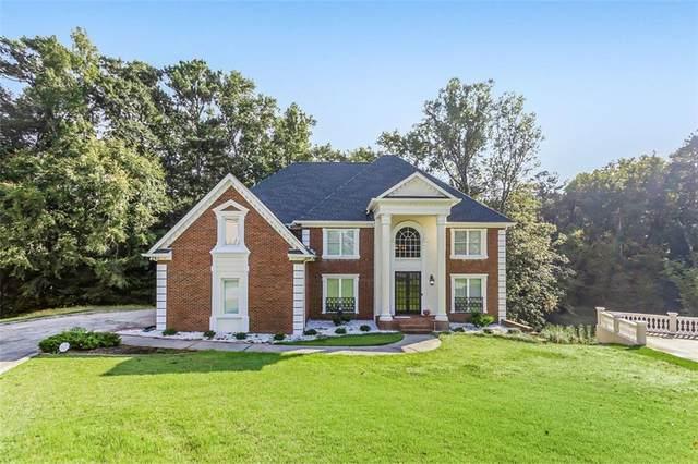220 Milano Drive SW, South Fulton, GA 30331 (MLS #6945139) :: North Atlanta Home Team