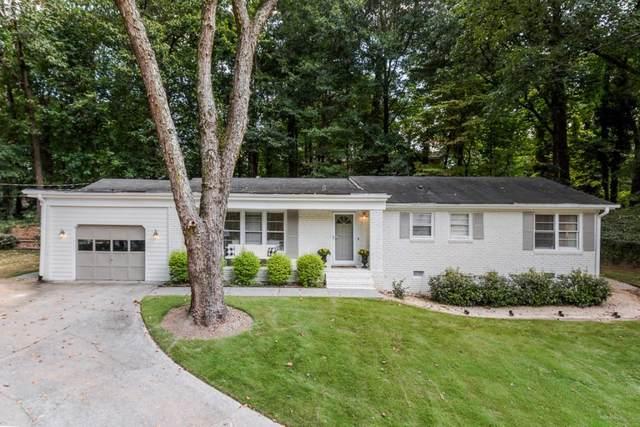 1344 Becket Drive NE, Brookhaven, GA 30319 (MLS #6945154) :: Path & Post Real Estate