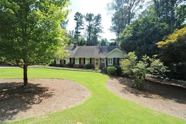 711 Hampton Place SW, Marietta, GA 30064 (MLS #6945174) :: North Atlanta Home Team