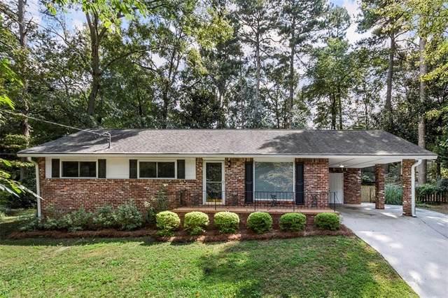 2971 Atterberry Court, Decatur, GA 30033 (MLS #6945184) :: North Atlanta Home Team