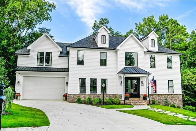 250 Cotton Field Court, Alpharetta, GA 30022 (MLS #6945200) :: Kennesaw Life Real Estate