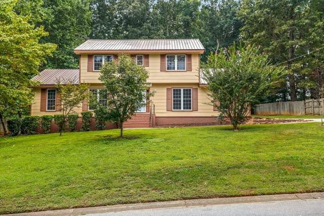 2201 Hampton Trail SE, Conyers, GA 30013 (MLS #6945202) :: Kennesaw Life Real Estate